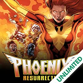 Phoenix Resurrection: The Return Of Jean Grey (2017-2018)