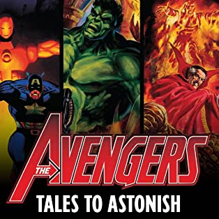 Avengers: Tales To Astonish