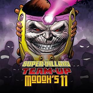 Super-Villain Team-Up/M.O.D.O.K.'s 11, Vol. 1