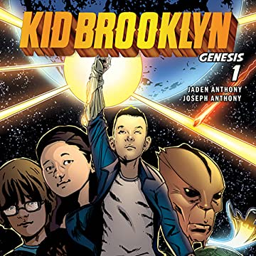 Kid Brooklyn: Genesis