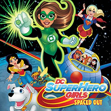 DC Super Hero Girls: Spaced Out (2017-2018)