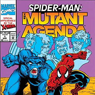 Spider-Man: The Mutant Agenda (1994)