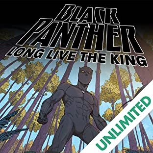 Black Panther: Long Live The King (2017-2018)