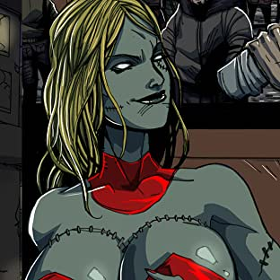 Zombie Girl: Ravenous