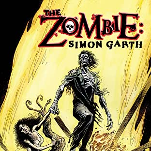 The Zombie: Simon Garth, Tome 1