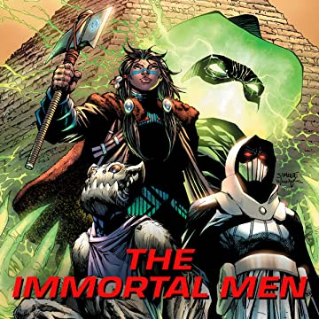 Immortal Men (2017-)