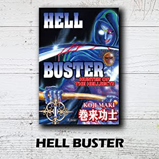 HELL BUSTER HUNTER OF THE HELLSECTS