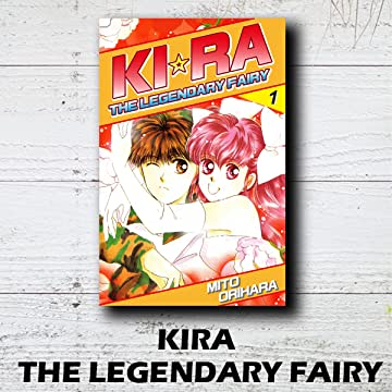 KIRA THE LEGENDARY FAIRY