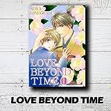 LOVE BEYOND TIME (Yaoi Manga)