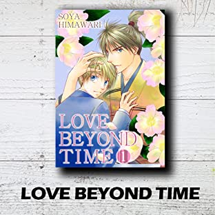 LOVE BEYOND TIME (Yaoi Manga)