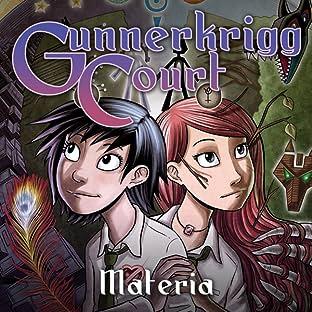 Gunnerkrigg Court Vol. 4: Materia