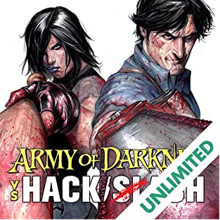 Army of Darkness vs. Hack/Slash