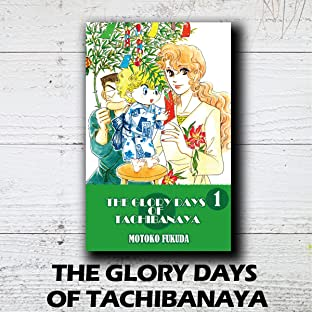 THE GLORY DAYS OF TACHIBANAYA