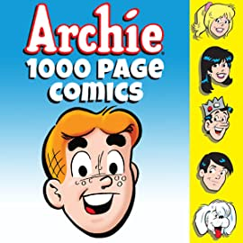 Archie 1000 Page Comics