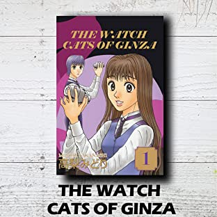 THE WATCH CATS OF GINZA