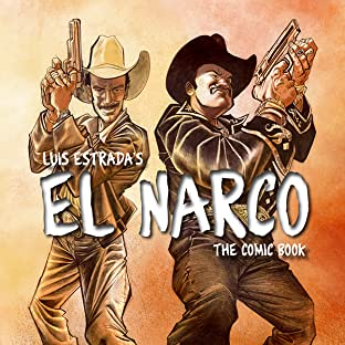 El Narco, The Comic Book