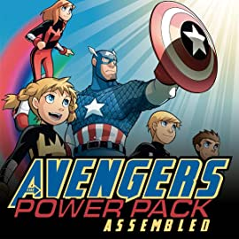 Avengers and Power Pack Assemble! (2006)