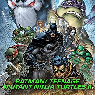 Batman/Teenage Mutant Ninja Turtles II (2017-)