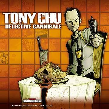Tony Chu, détective cannibale
