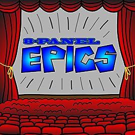 8-Panel Epics