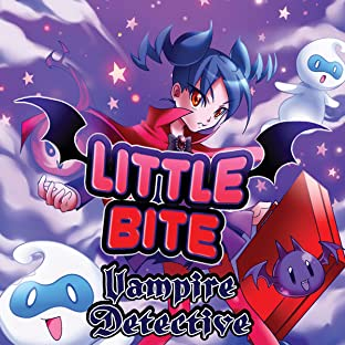 Little Bite: Vampire Detective