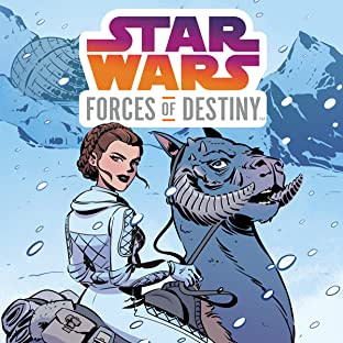 Star Wars Adventures: Forces of Destiny