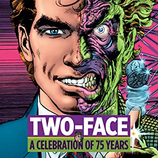 Two-Face: A Celebration of 75 Years