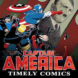 Captain America Comics 70th Anniversary Special (2009)