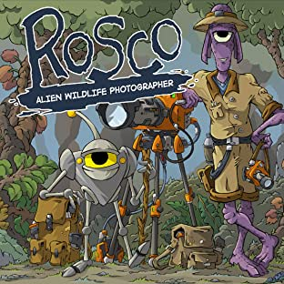Rosco Alien Photographer