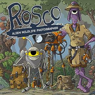 Rosco Alien Photographer