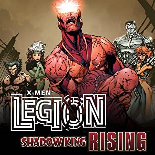 X-Men: Legion - Shadow King Rising