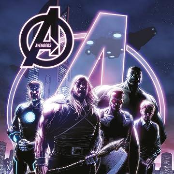 Avengers. Il tempo finisce