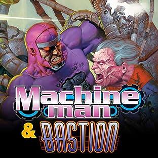 Machine Man & Bastion Annual 1998