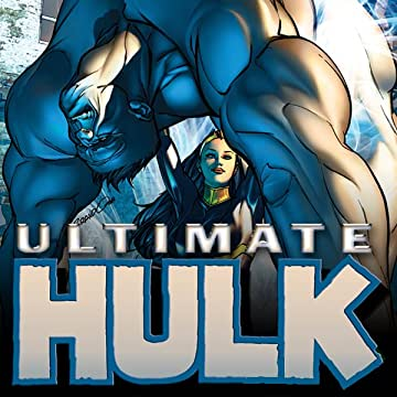 Ultimate Hulk Annual (2008)