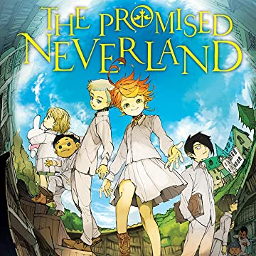 the promised neverland  The Promised Neverland Digital Comics - (EU) Comics by comiXology
