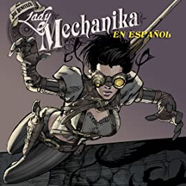 Lady Mechanika en Español