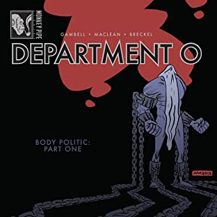 Department O, Vol. 1: Body Politic