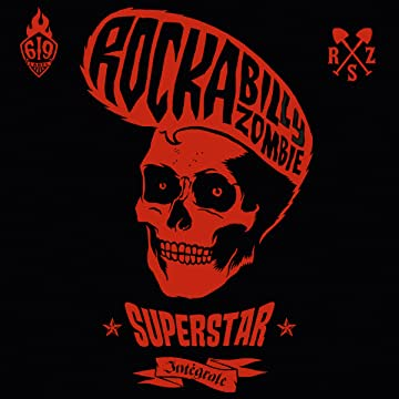 Rockabilly Zombie Superstar