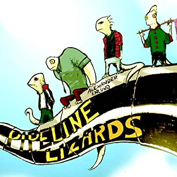 Pipeline Lizards