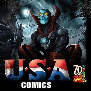 USA Comics 70th Anniversary Special (2009)