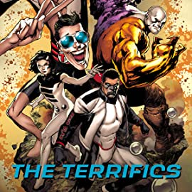 The Terrifics (2018-)