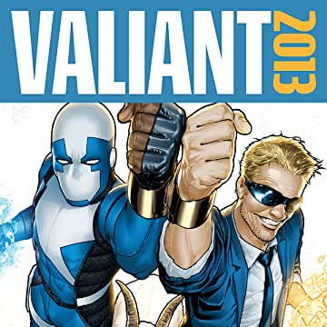 Valiant Comics Summer 2013 Preview Edition