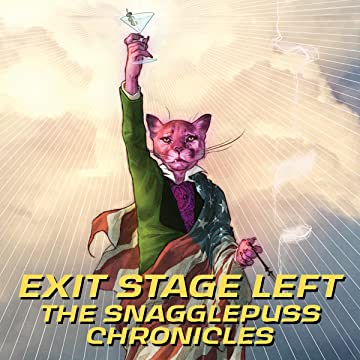 Exit Stage Left: The Snagglepuss Chronicles (2018-)