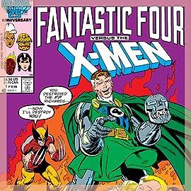 Fantastic Four vs. X-Men (1987)