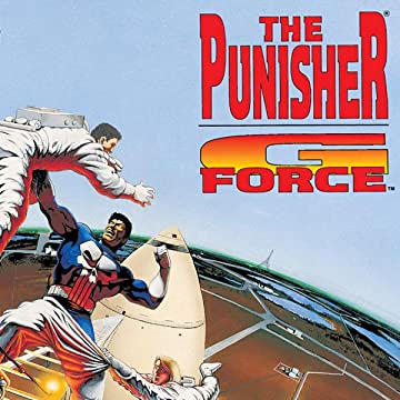 Punisher: G-Force (1992)