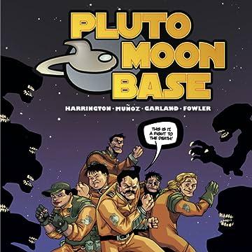 Pluto Moon Base