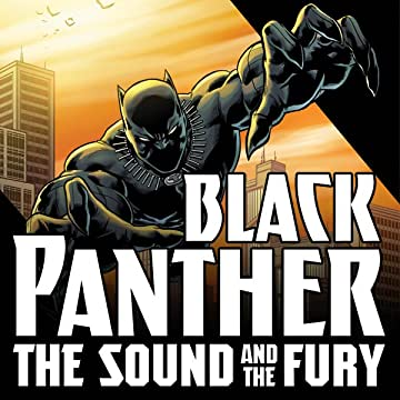 Black Panther: The Sound And The Fury (2018)