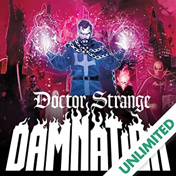 Doctor Strange: Damnation (2018)