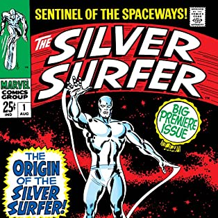 Silver Surfer (1968-1970)