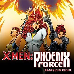 X-Men: Phoenix Force Handbook (2010)